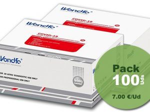 test antigenos mayorista 100 pack