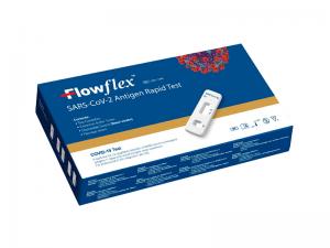 Test de antigenos para venta en farmacias flowflex