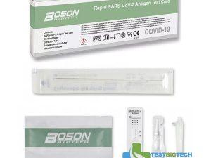 test de Boson